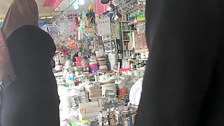 Large Arabic Butt