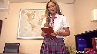 british schoolgirl upskirt joi
