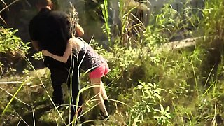 Step mom and chum's daughter domination Helpless teen