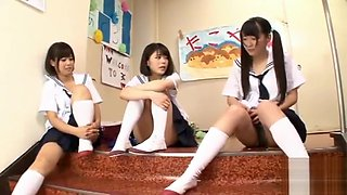 SDDE-419 Japanese school with invisible men