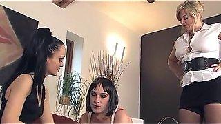 :- DOMINATED & FEMINIZED HUSBAND -: ukmike video
