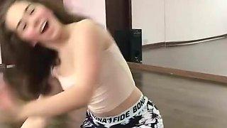 Bailando twerk sex