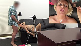 Pregnant Cindy Threeway Movie - BackroomCastingCouch