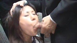 Incredible Japanese chick Hina Umehara, Mizuki Akiyama, Anna Mutsumi in Horny Public JAV video