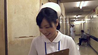 Japanese Novice Nurse Fuck Service