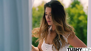TUSHY Eva Lovias Anal Adventure