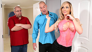 Destiny Dixon & Sean Lawless in Her Turn To Cheat - Brazzers