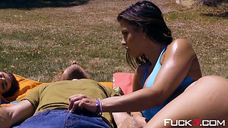 Keisha Grey In My Wifes Hot Sister Episode 2