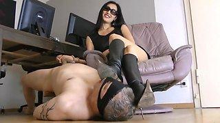 Hot mistress 4