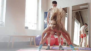 MILF Finding Extra ways to exercise
