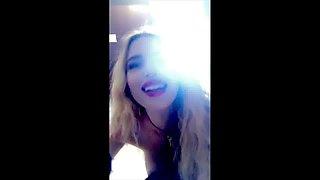 Bella Thorne Nude Scene In Snapchat Story ScandalPlanet.Com