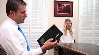 Dominated mormon teen