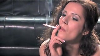 Best amateur Smoking, Solo Girl adult video