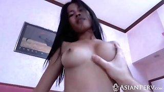 great pov hotel room sex with beautiful filipina daisy