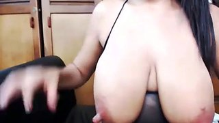 Ajx latina big nipples and milk