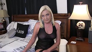 Richie Cums Home to FUCK His TABOO Step-Mommy