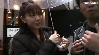 Hottest Japanese model Mai Kurokawa in Amazing JAV clip