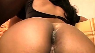 European black guy gives African anal