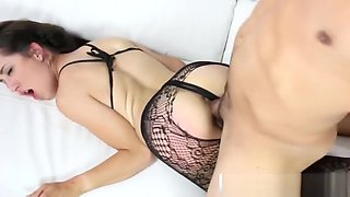 Step Daughters Freya And Ally Swapped In Foursome