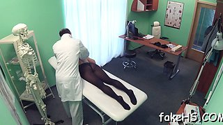 hot doctor is about to enjoy sex movie