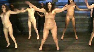 naked huepf