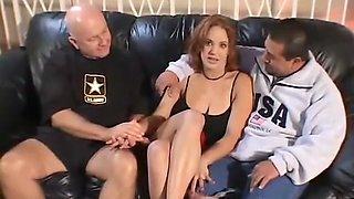 Horny wife got screwed and drunk cum