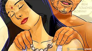 Savita Bhabhi Episode 71 : Pussy on Catwalk