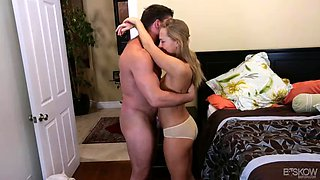 Carter Cruise - Anal sex with her older brother