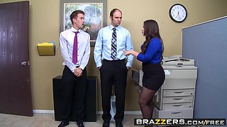 Brazzers - Chief Executive WhoreLola Foxx Danny D