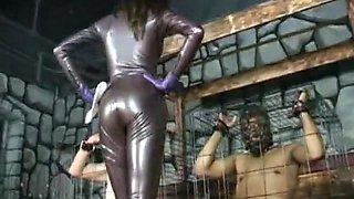 Mistress Picks a Cock - Double Humbler