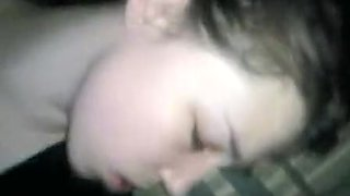 Cute Sleeping Teen Girl Gets Abused By
