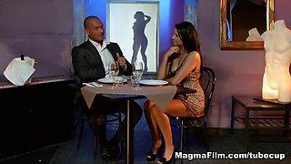 Exotic pornstar in Fabulous Brunette, Big Tits porn clip