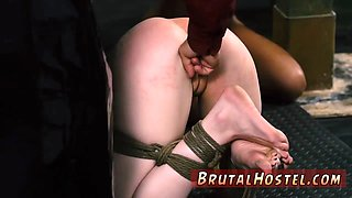 Butt tail bondage and brutal dildo anal mature Sexy youthfull girls Alexa Nova and
