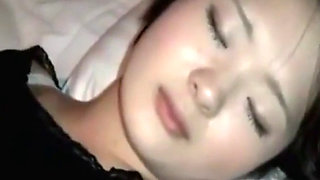 [faphotcam.com] Drugged Korean Sister Sleeping Fucked webcam