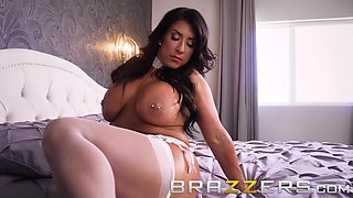 Raven Hart Justin Hunt - My Slutty Stepmoms Wedding - Brazzers