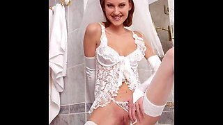 Real Brides Fucked for 1st Time