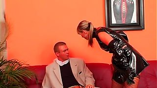 submissive guy gets humiliated bdsm movie 2