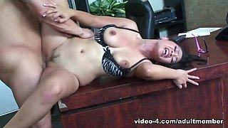 Jessica Bangkok in Delightful Jessica Bangkok wants her bosse's dick deep in  her pussy. - AdultMemberZone