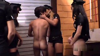 Innocent Dude Pounded By Horny Cops