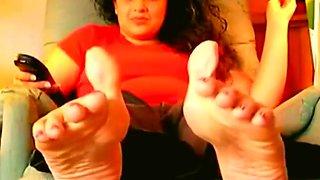 bbw latina perfect soles