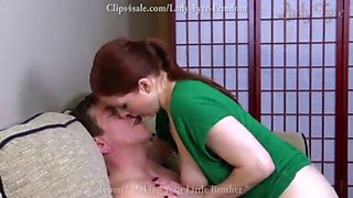 sisters gets a creampie taboo