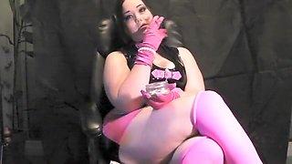 Crazy amateur Brunette, Solo Girl sex clip