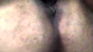Lustful mature wife enjoys her time between two hard dicks