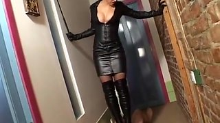 Young Goddess Domination
