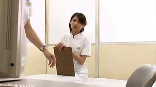 Horny Japanese whore Yuki Natsume, Shizuka Kanno, Nana Usami in Exotic Masturbation JAV movie