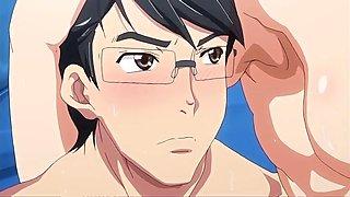 Nudist beach ni shuugakuryokou de!! the animation ep.1