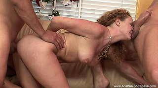 Two Brothers DP Anal Little Sister