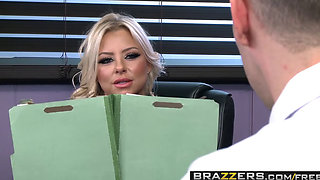 Brazzers - Big Tits at School - Britney Shannon Brad Knight - The Head Mistress