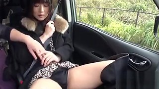Engaging Hibiki Ohtsuki chokes on a big one
