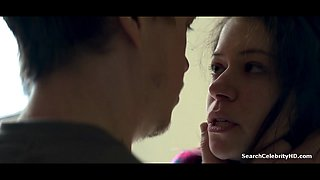 tatiana maslany - two lovers and a bear